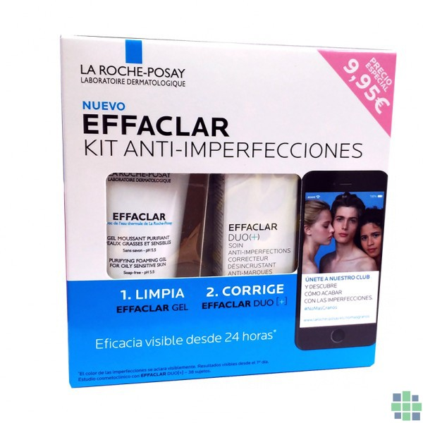 Effaclar Kit anti-imperfecciones