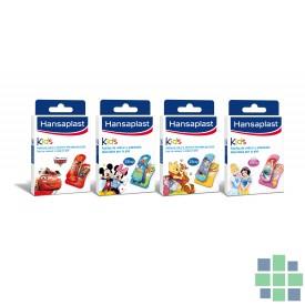 Hansaplast Tiritas (Mickey) 16 Unidades