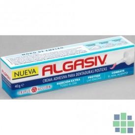 Algasiv crema adhesiva 40gr