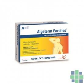 Algeterm parches térmicos cuello y hombros 2 ud.