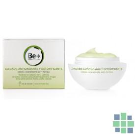 Be+ Crema hidratante antifatiga 50ml