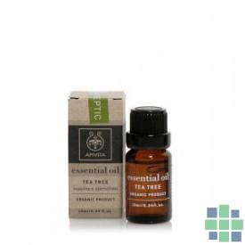 Apivita Aceite esencial Árbol de té 10 ml