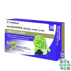 Arkofluído Alcachofa Forte 20 amp. x 15 ml