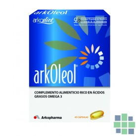 Arkoleol 90 Cápsulas