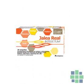 Arko Jalea Real Intelectum 20 ampollas x 15 ml