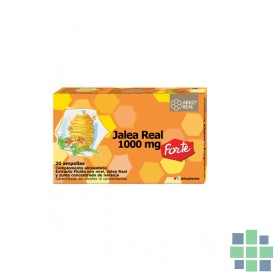 Arko Jalea Real 1000 mg Forte 20 ampollas x 15 ml