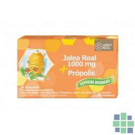 Arko Jalea Real 1000mg + Própolis 20 Amp x 15 ml