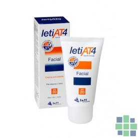 LetiAT4 Facial SPF20 50 ml