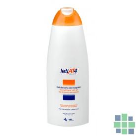 LetiAT4 Gel de Baño Dermograso 750 ml