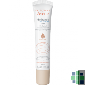 Avene hydrance RICA COLOR SPF 30 40ml