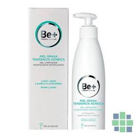 Be+ Gel limpiador purificante matificante 200ml