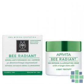 APIVITA BEE RADIANT Crema antiedad TEXTURA LIGERA 50 ML