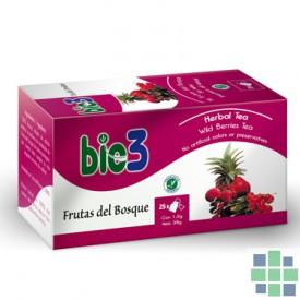 Bie3 infusion frutas del bosque 25ud