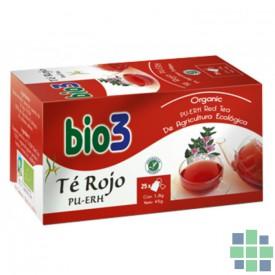 Bie3 Te rojo 25ud