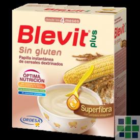 Blevit Plus Superfibra sin gluten