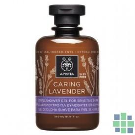 Apivita Caring Lavender Gel de Ducha 300 ml