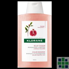 Klorane Champú a la Granada 400 ml