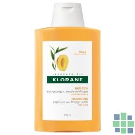 champú mango klorane