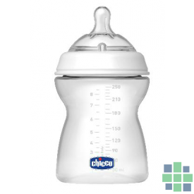 Chicco Biberón Step Up 4m 250ml