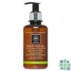 APIVITA CLEANSING GEL LIMPIADOR Para pieles GRASAS / MIXTAS 200ml