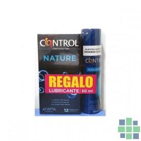 Preservativos Control Nature 12ud+ lubricante Aloe