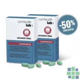 Cumlaude Advance Oral Comprimidos 2 x 30 Uds