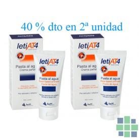 Duplo LetiAT4 Pasta al Agua 2 x 75 g
