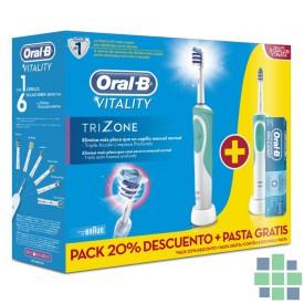 Duplo Oral B Vitality Trizone