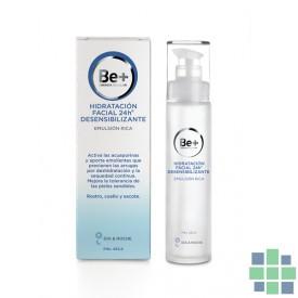 Be+ emulsion rica piel seca 50ml