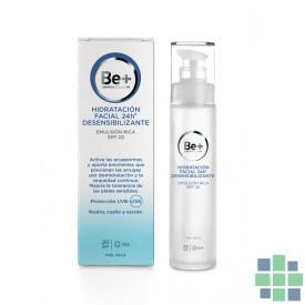 Be+ emulsion rica piel seca SPF20 50ml