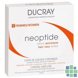 Ducray Neoptide  Mujer Loción Anticaída 3 x 30 ml