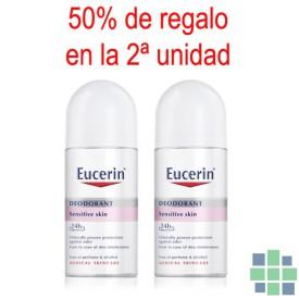 Eucerín Desodorante Sensitive Skin