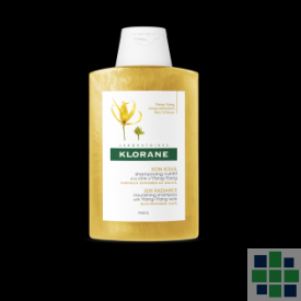 Klorane Champu a la Cera Ylang Ylang Nutritivo 200ml