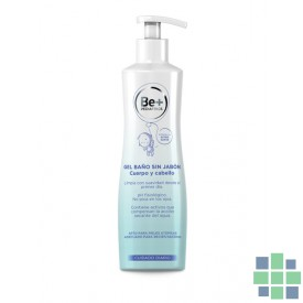 Be+ Pediatrics gel baño sin jabón 500ml