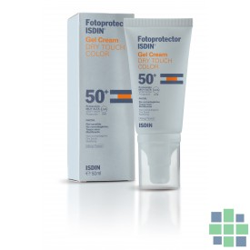 ISDIN Fotoprotector SPF50+ Gel Cream Dry Touch 50 ml
