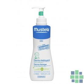 Mustela Gel Dermo-Limpiador 500 ml