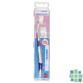 GingiLacer Cepillo Dental Encías Delicadas