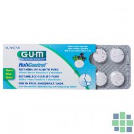 Gum Halicontrol 10 comprimidos