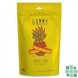 Gummy sabor piña 210gr