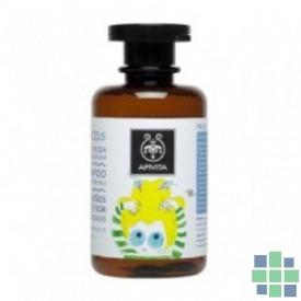Apivita Kids Champú Antipiojos con aceite de neem 250 ml