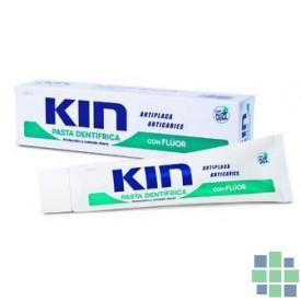 Kin Pasta dentífrica con flúor 125ml