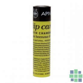 Apivita LIP CARE Bálsamo labial con camomila SPF 15