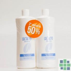 Lactacyd derma gel 2x1l.