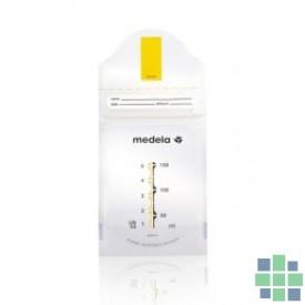 Medela bolsas para leche materna 20 unidades