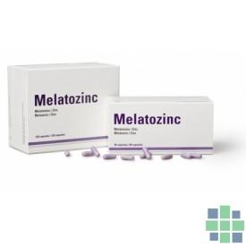 Melatozinc 120cápsulas