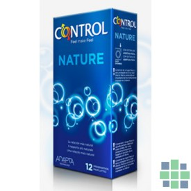 Control Preservativo Nature 12 Ud+ 2 gratis