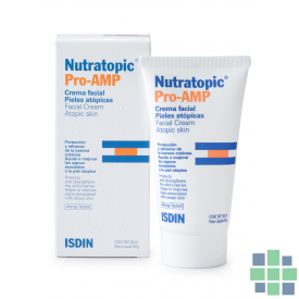 NUTRATOPIC Pro-AMP Crema Facial 50 ml