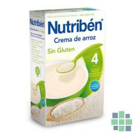 Nutribén Crema de Arroz 300 g.