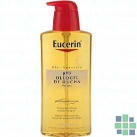 Eucerin Oleogel ducha 400ml