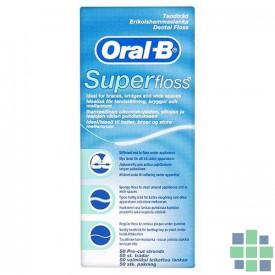 Oral-B Seda Dental Super Floss